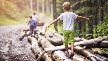 Wandern mit Kindern: Auf Entdeckungstour in der Natur